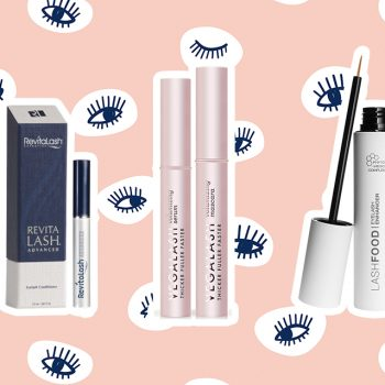 Can't get your lashes done right now? Try these 10 eyelash conditioning serums instead