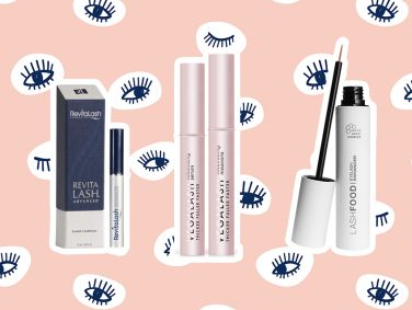 The best eyelash serums for long, doll-like lashes