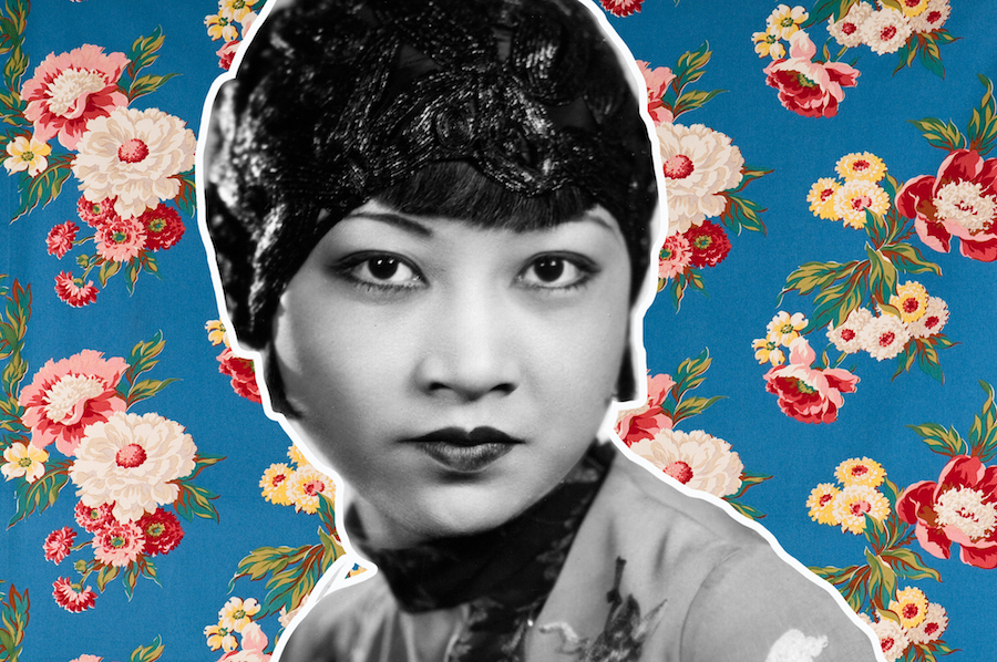 The Chinese American actress from Old Hollywood who reminds me to keep auditioning