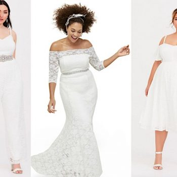 Torrid launched a line of plus-size wedding dresses—and everything is under $200
