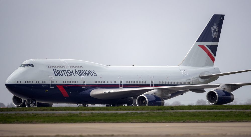 A British Airways flight took its passengers to the wrong country, and, um, we have questions