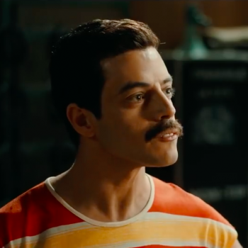 <em>Bohemian Rhapsody</em> was released in China without crucial scenes exploring Freddie Mercury's sexuality