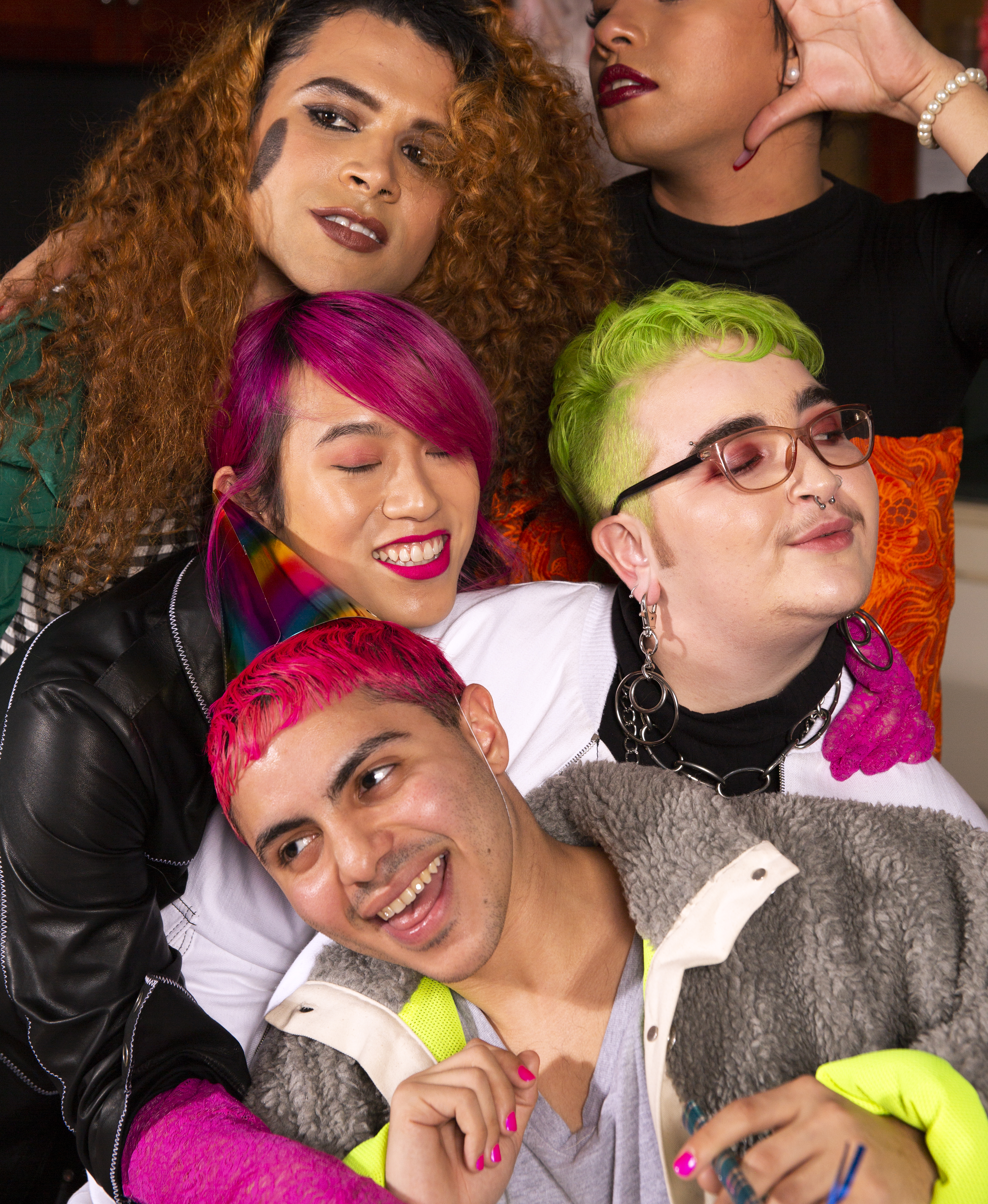 There's a new stock photo site devoted to gender nonbinary and trans representation, and the photos are beautiful