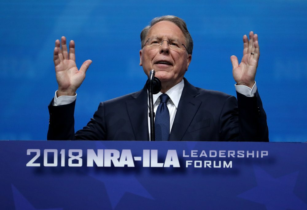 The NRA is opposing the Violence Against Women Act for an infuriating reason