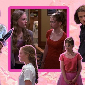 "How the costumes in ""10 Things I Hate About You"" depicted the duality of the '90s girl"