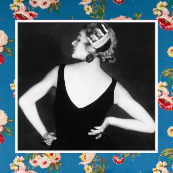 In honor of the bisexual burlesque star of 1920s Berlin who didn't hide her queerness or fear the tabloids