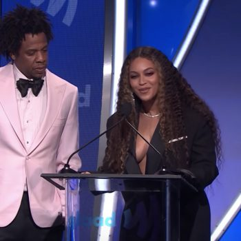 Beyoncé and Jay-Z's speech about LGBTQ+ rights should be required viewing for every human