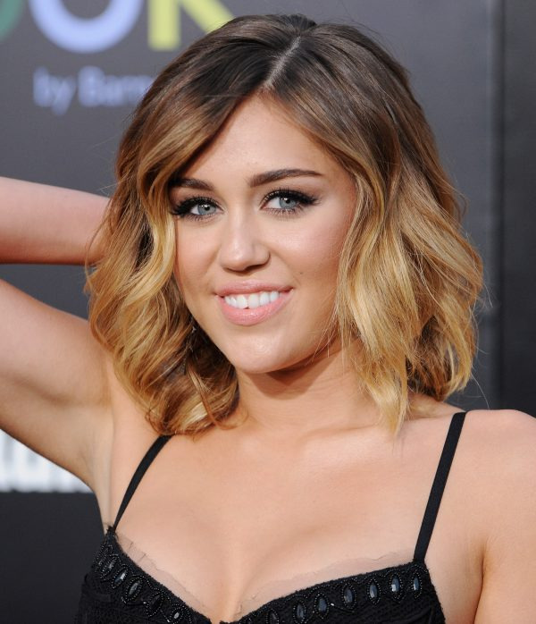 How To Style Hair Like Miley Cyrus 2012 Daedalusdrones Com