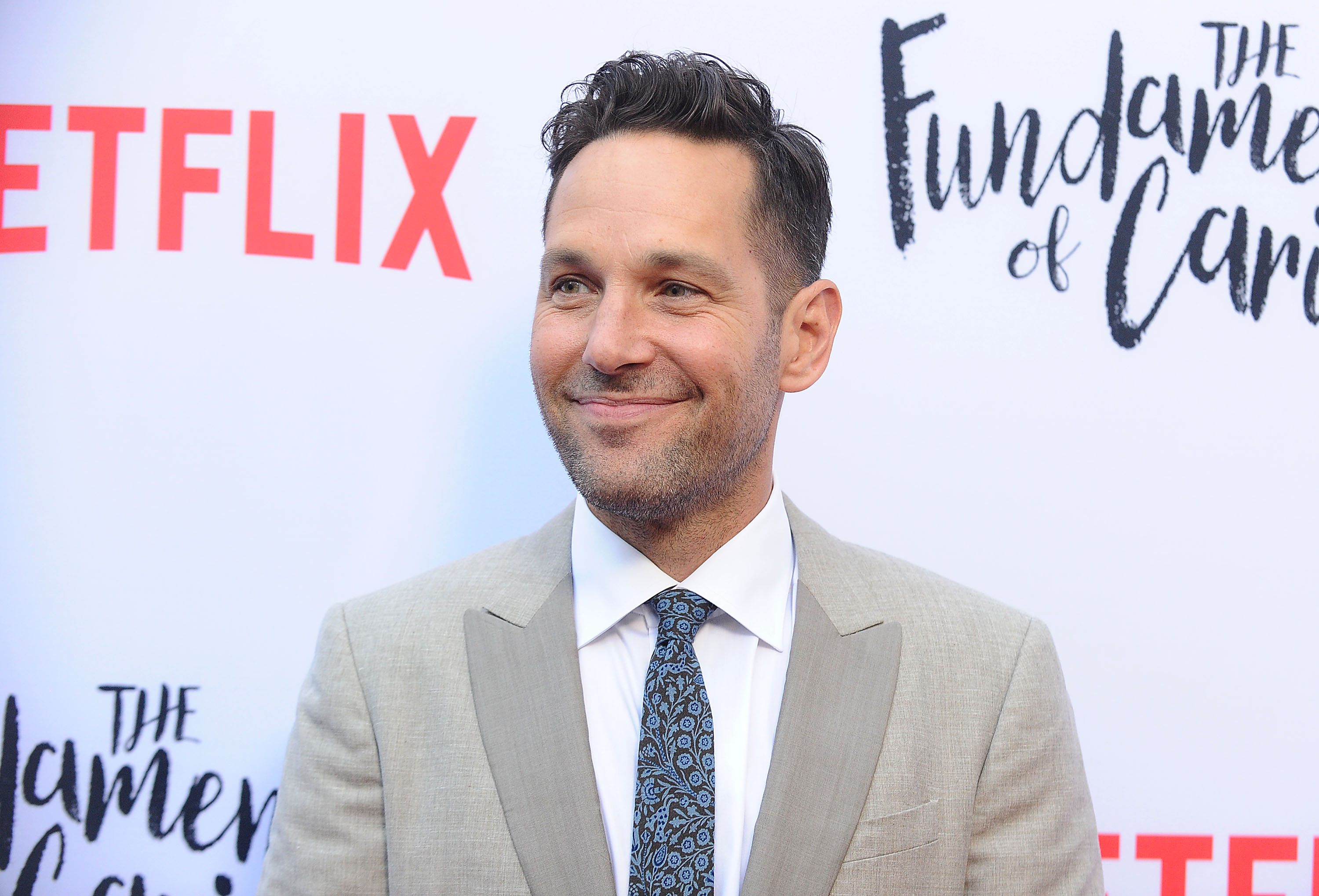 These photos prove Paul Rudd is an ageless vampire, in honor of his 50th birthday