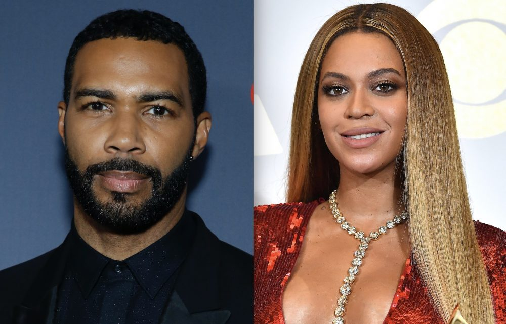Actor Omari Hardwick kissed Beyoncé without her consent, and fans are not happy
