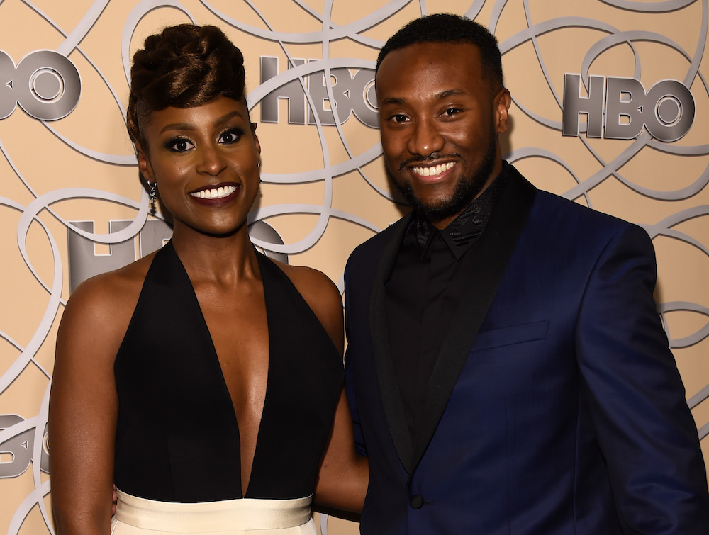 Issa Rae is engaged, and even Lawrence stans will be so happy for her