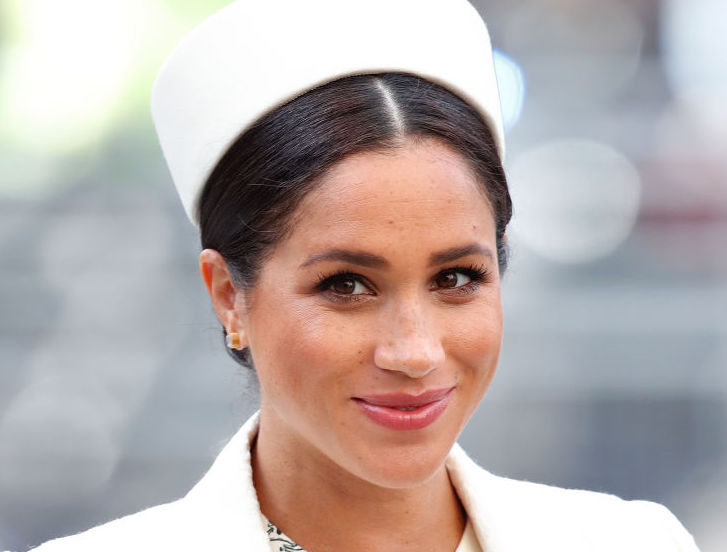 "Meghan Markle is back on Instagram, and we can't click ""follow"" fast enough"