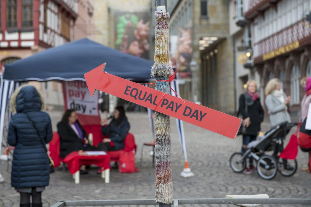 "These tweets remind us that Equal Pay Day is mostly only ""equal"" for white women"