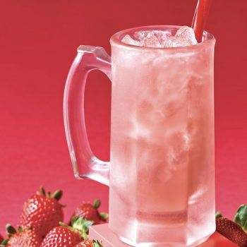 You can get $1 strawberry margs at Applebee's throughout the month of April—here are the glorious details