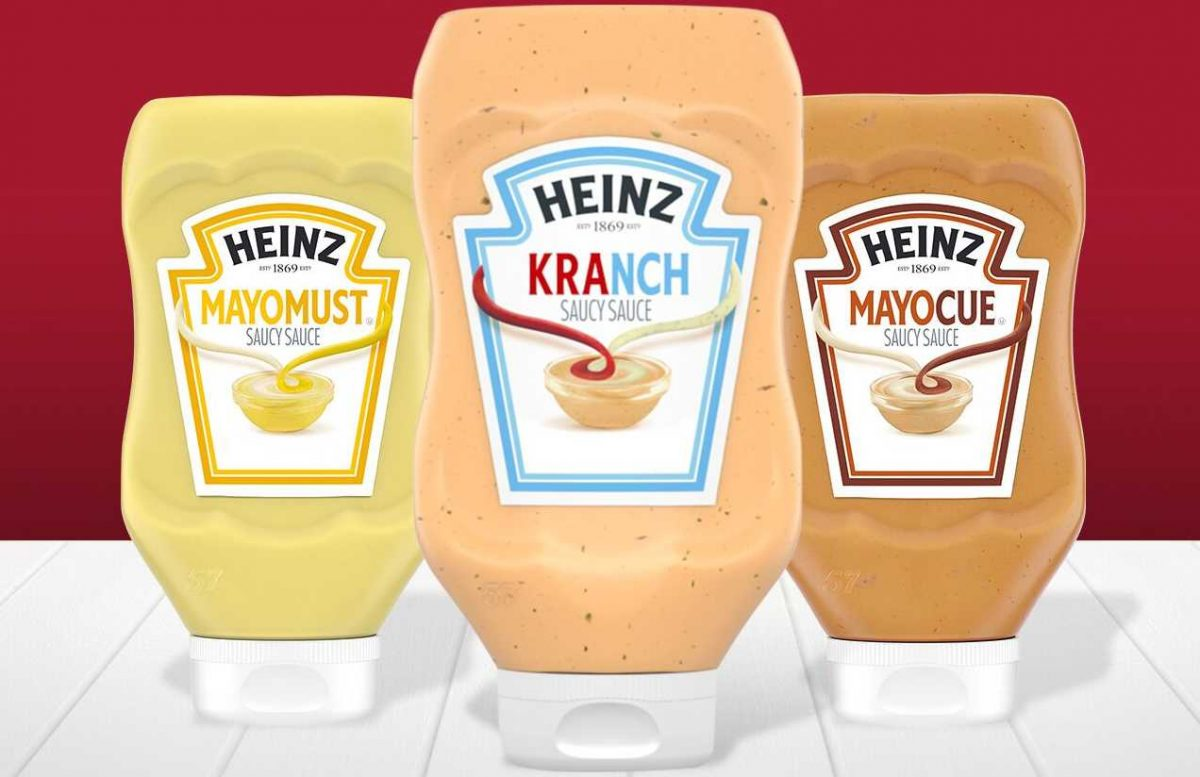 Heinz just introduced Kranch, which—yes— is just ketchup mixed with ranch, and the internet has thoughts