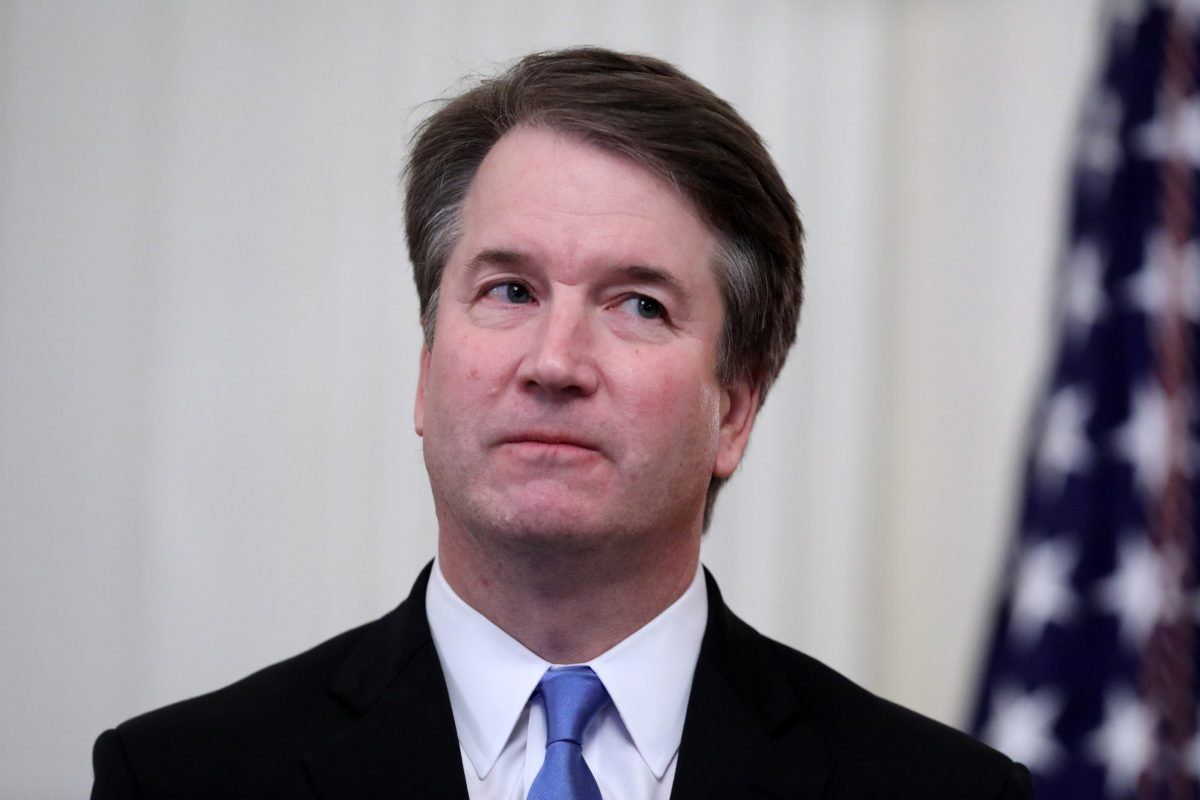 D.C. college students don't want Kavanaugh teaching on their campus, and they're doing something about it