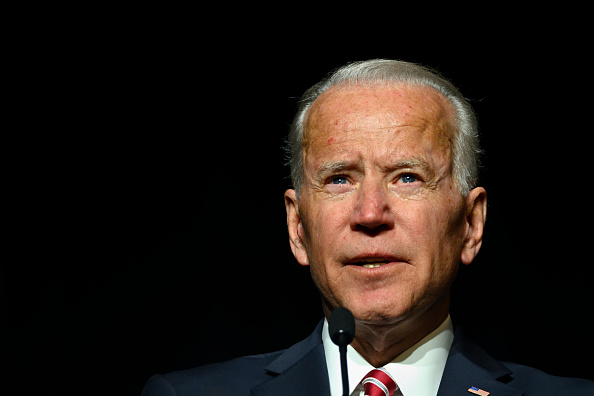 We shouldn't make excuses for Joe Biden's inappropriate touching