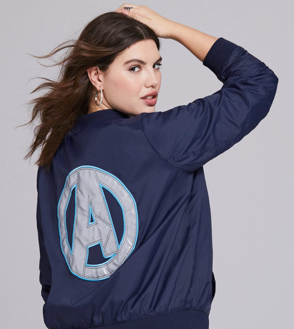Torrid released an <em>Avengers: Endgame</em> collection, so now you have an outfit for movie night