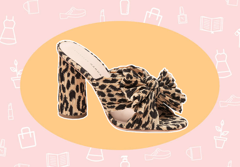 WANT/NEED: Leopard sandals (because pedicure season is coming), and more stuff you want to buy