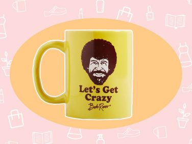 WANT/NEED: A Bob Ross mug, and more stuff you want to buy