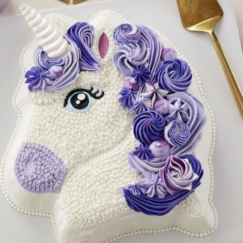 Please enjoy these pictures of the most splendid unicorn cakes on Instagram in honor of National Unicorn Day