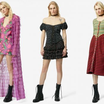 Betsey Johnson is releasing a collection of original, vintage pieces from her archive, but there's a catch