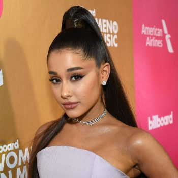 """Ariana Grande is creating a line of """"Thank U, Next"""" beauty products"""