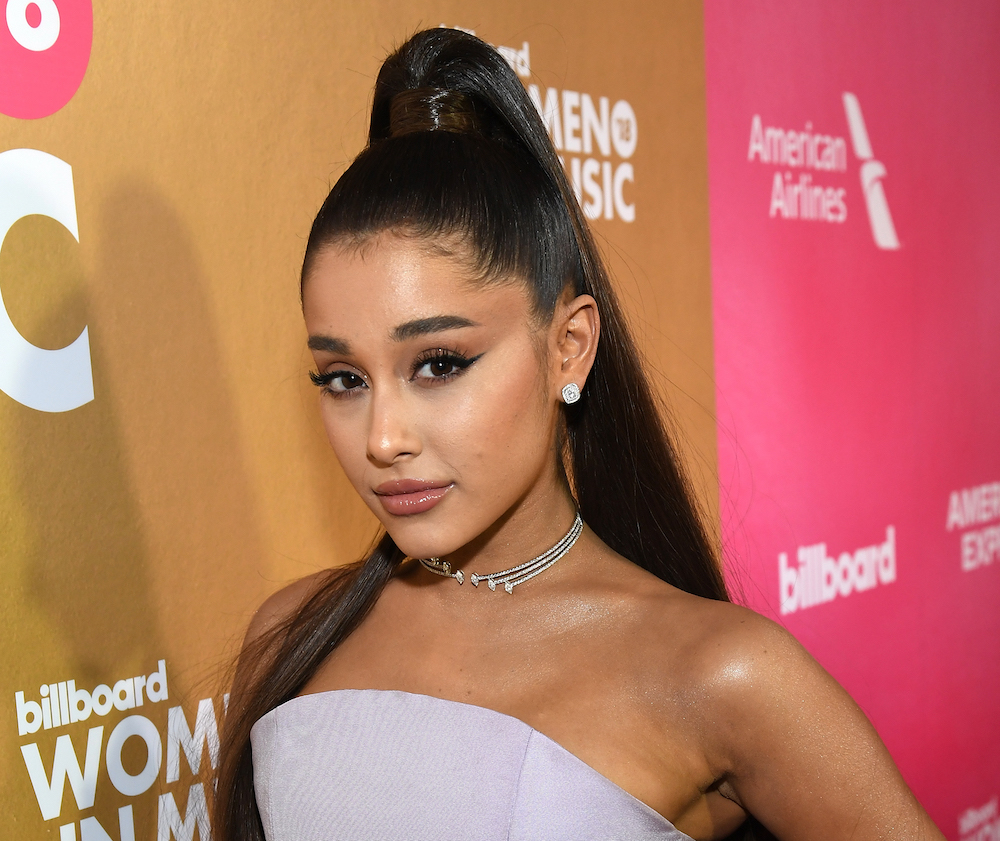 "Ariana Grande is creating a line of ""Thank U, Next"" beauty products"