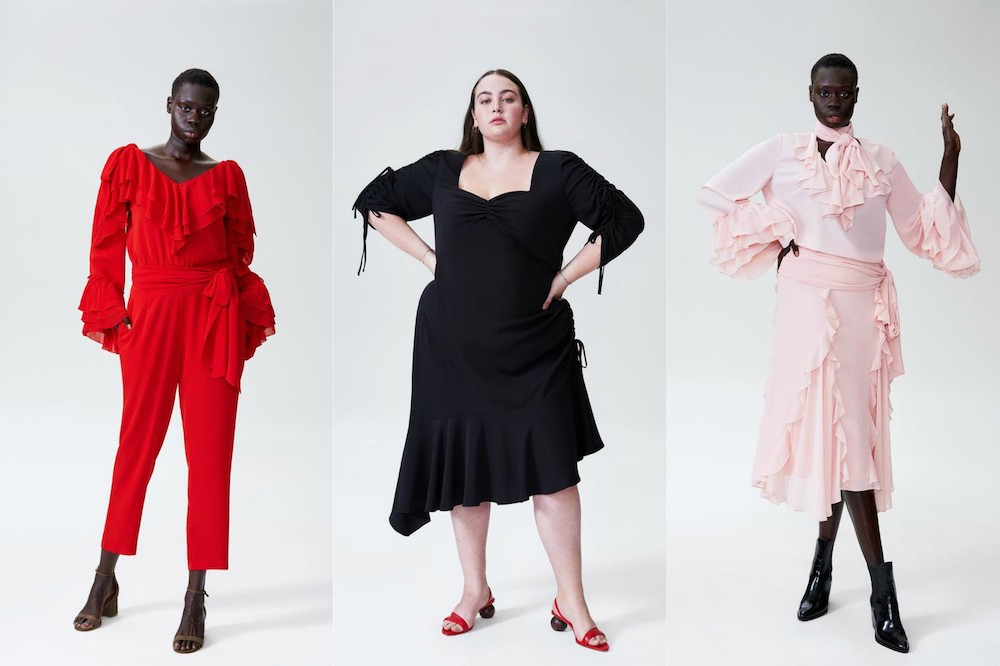Rodarte and Universal Standard launched a revolutionary clothing line that goes up to size 40