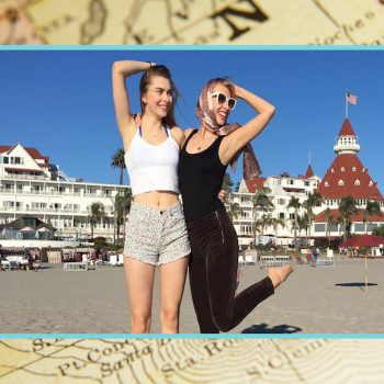 How a road trip turned my little sister into my best friend