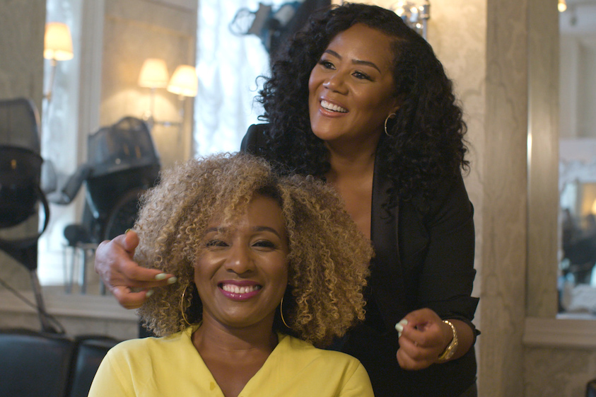 The founder of Miss Jessie's talks to us about creating a natural hair care brand with purpose
