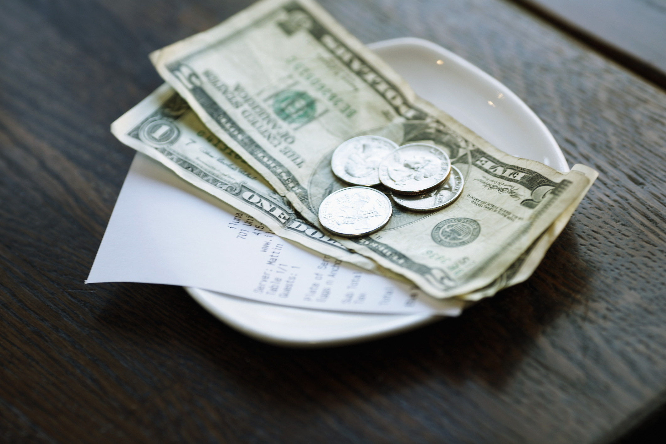 A definitive guide to tipping at restaurants, because we know you have questions