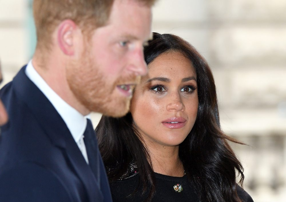 Meghan Markle and Prince Harry released details about their birth plan, and a lot of royal fans won't be happy