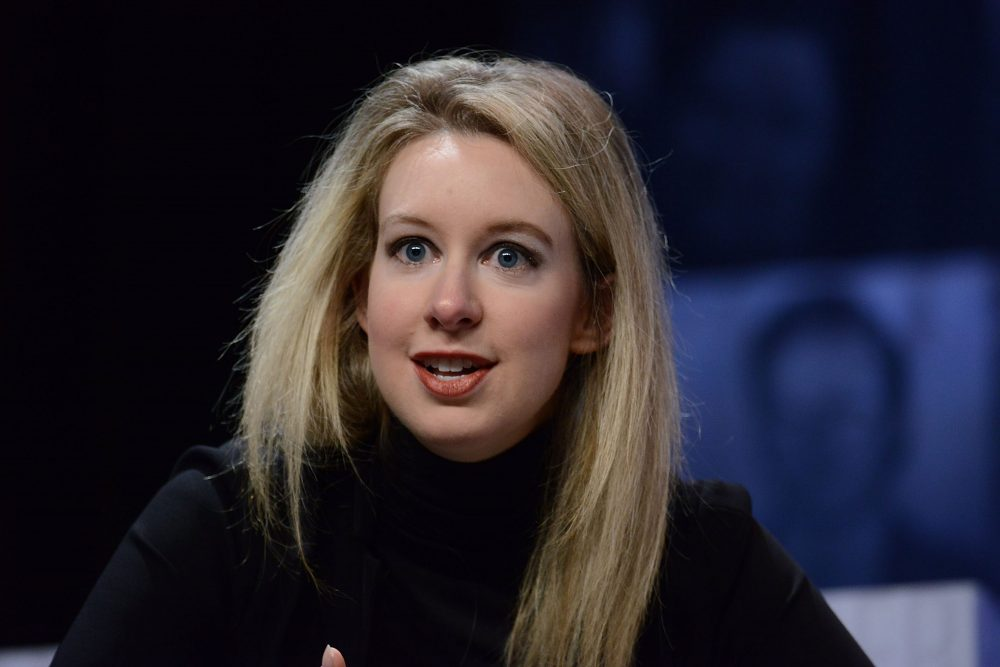 One of our favorite <em>SNL</em> stars might play Elizabeth Holmes in a Hulu drama series, and so much yes to this