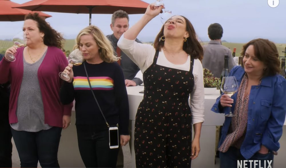 Amy Poehler's <em>Wine Country</em> trailer is here, and you're gonna want to send this to your besties ASAP