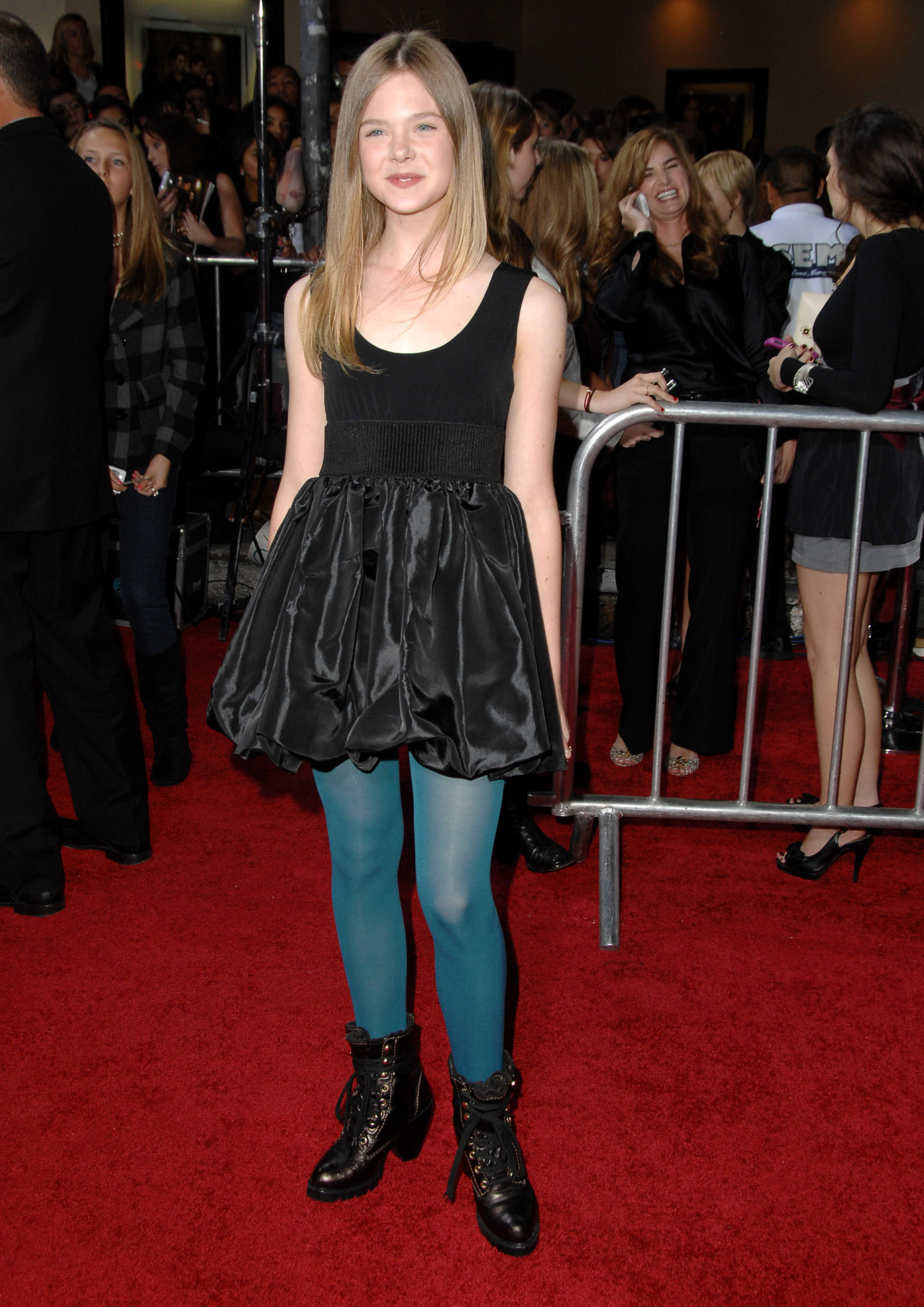 Elle Fanning Beauty And Style Evolution Through The Years