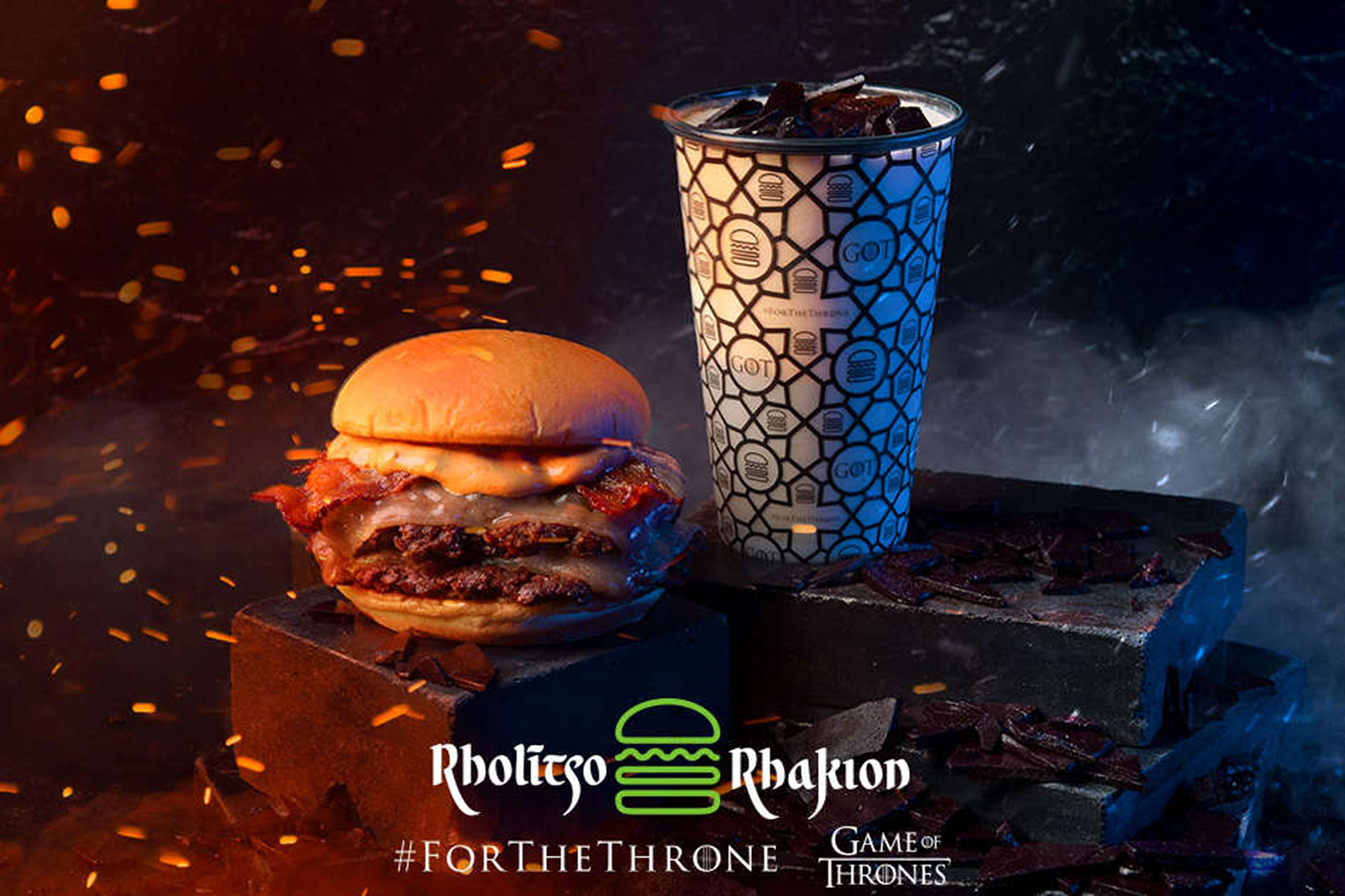 Shake Shack's secret <em>Game of Thrones</em> menu is now available nationwide, so time to brush up on your Valyrian
