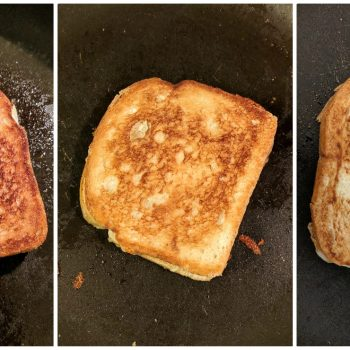 I tried the internet's three fave grilled cheese recipes—here's the clear winner