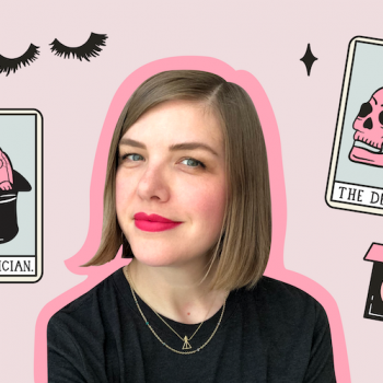 This tarot guide to spring beauty will add magick to your makeup routine
