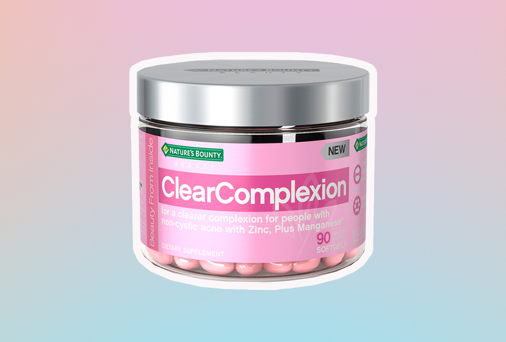 I tried skin supplements as a last resort for my stubborn, problematic skin
