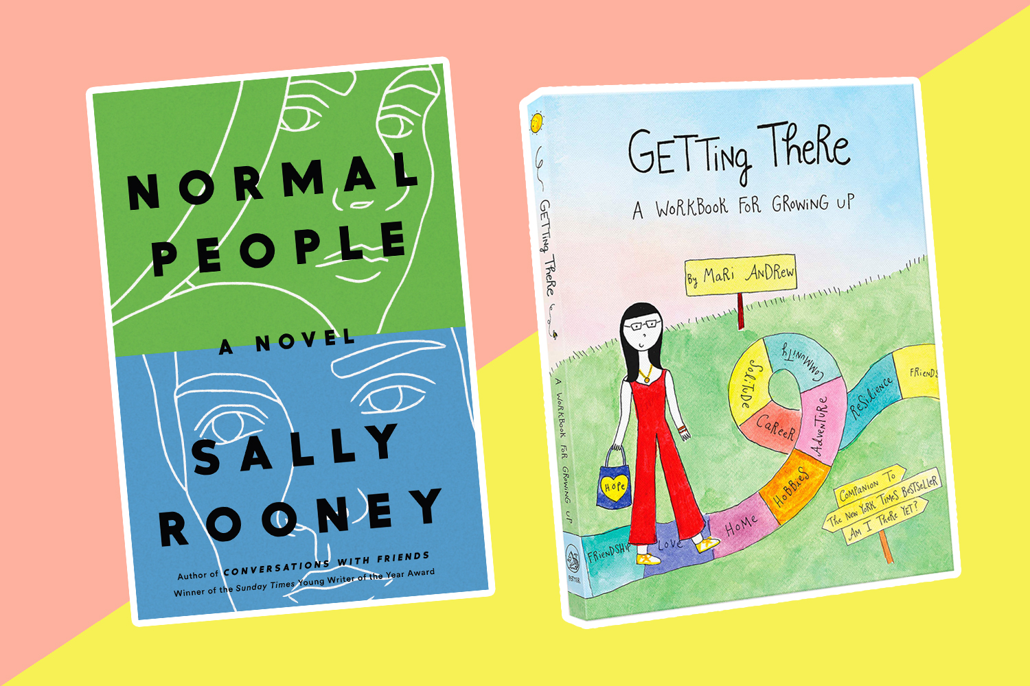 The best new books to read this week: <em>Normal People</em>, <em>Getting There</em>, and more