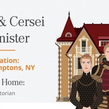 This website figured out where all the <em>Game of Thrones</em> characters would live if they existed in modern-day America
