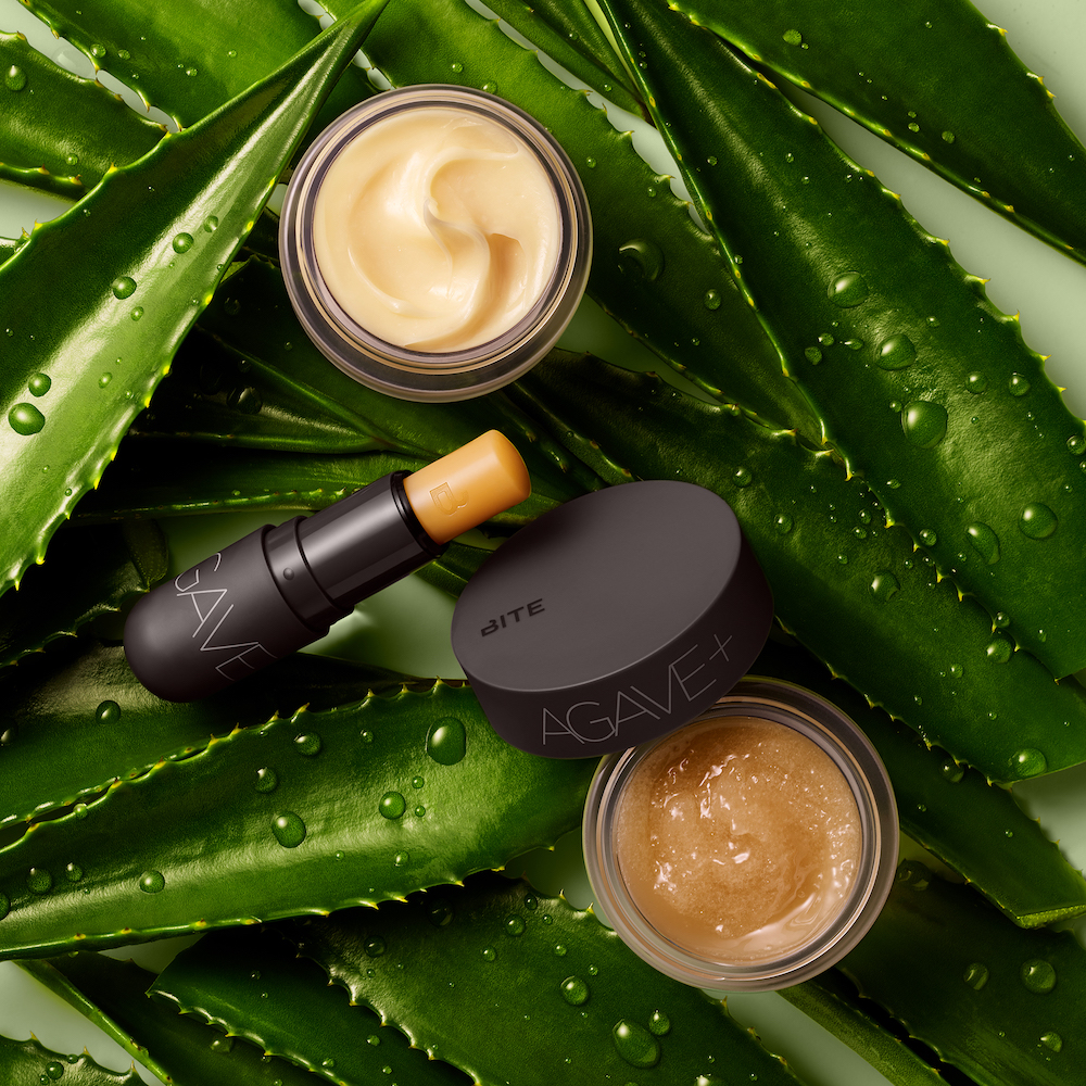 Bite Beauty's Agave Lip Care line is now totally clean, vegan, and cruelty-free