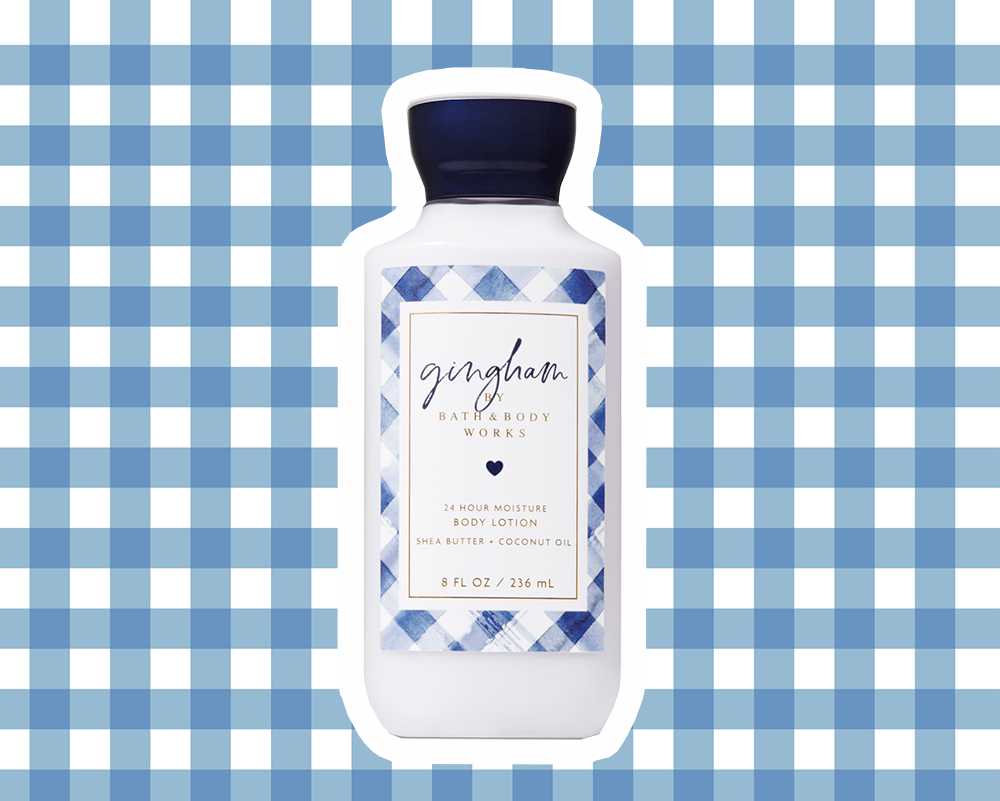 Bath and Body Works' new Gingham fragrance is the scent of the summer