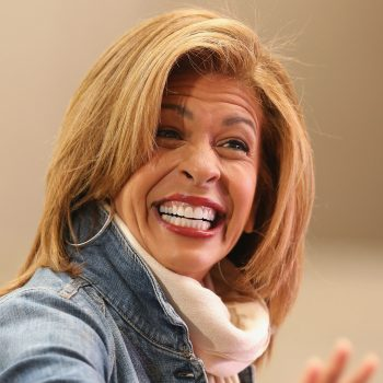Hoda Kotb revealed she adopted baby #2, and her name is so perfect
