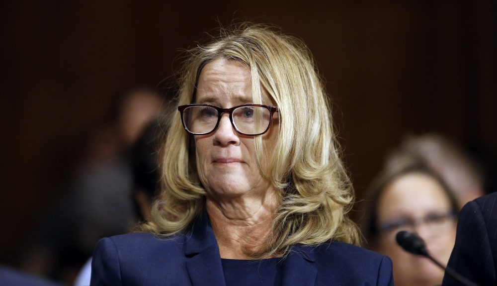In terrible news: Data shows that the Christine Blasey Ford hearing may have made Republican men more sexist