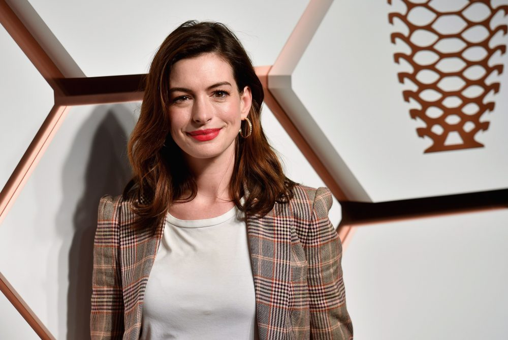 Anne Hathaway explained why she won't drink while raising her son, and we get it