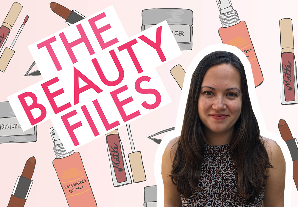 The Trader Joe's-heavy beauty routine of one of The Blend's co-editors