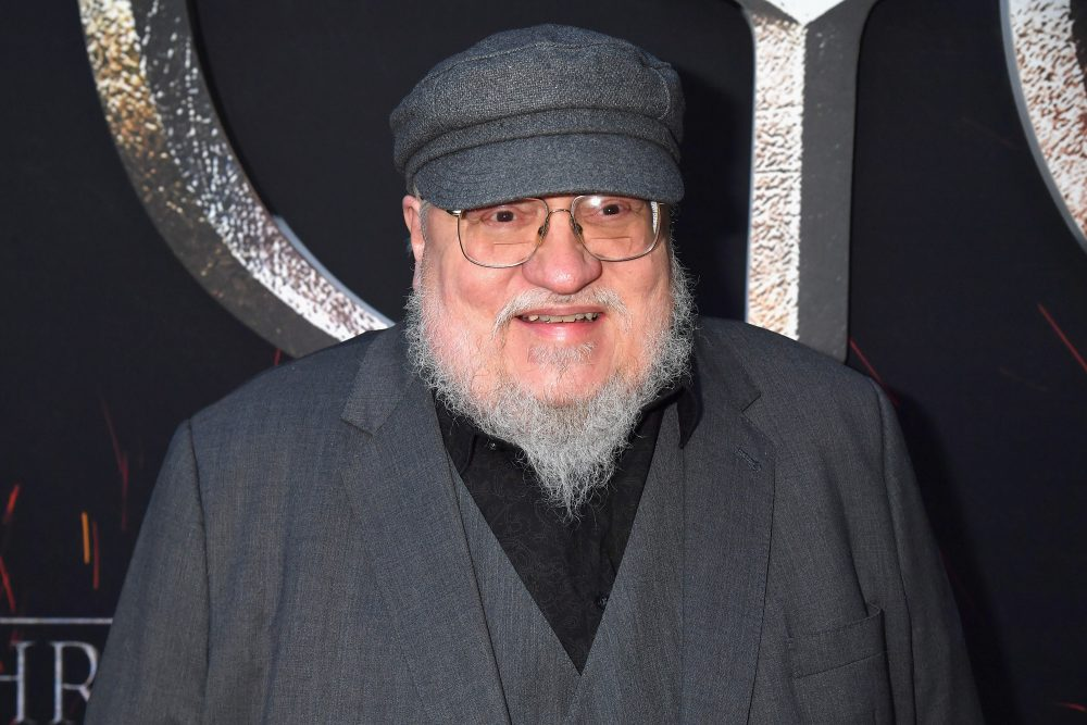 George R. R. Martin had dinner with a dying <em>GoT</em> fan (who he didn't know was sick), and prepare to cry