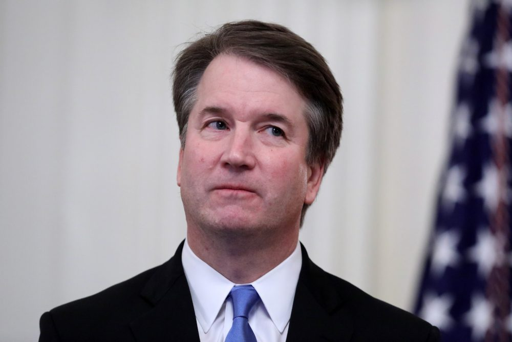 Brett Kavanaugh got a glowing review in the <em>Time</em> Most Influential People list, and people are outraged